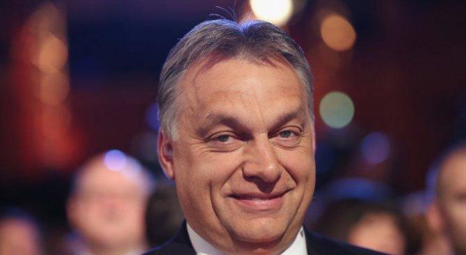 Орбан: Унгария трябва да защити границата си от масова миграция