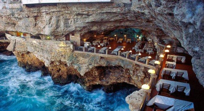 13 ресторанта, които ще ви накарат да забравите за храната