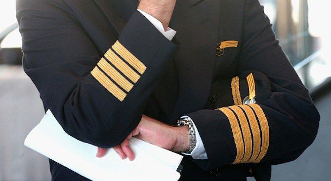Български пилоти признават за срещи с НЛО