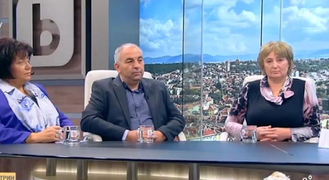 Янка Такева: Не бива да се дават пари на ръка на децата (видео)
