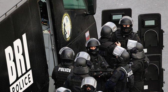 Френската полиция ще получи допълнително 250 милиона евро за екипировка и въоръжение