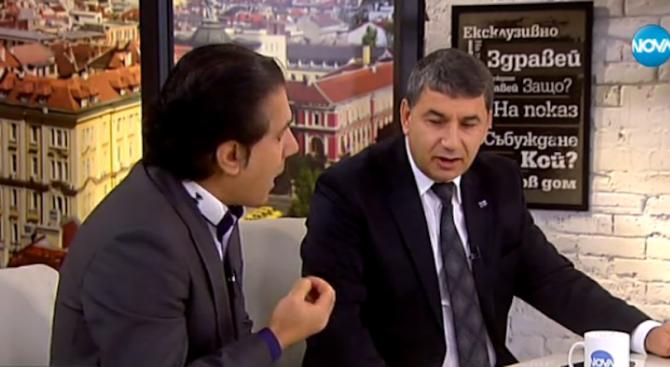 Нидал Хлайф: Насажда се страх и омраза заради изборите (видео)