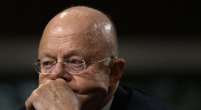 Шефът на разузнаването на САЩ: Не е изключено Русия да свали американски самолет в Сирия