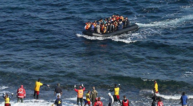 Страните от ЕС отказват да помагат на Гърция за бежанците