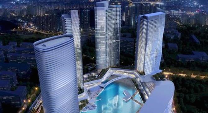 Три небостъргача ще строят в София