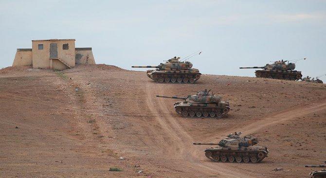 Турция няма да преустанови военната си операция в Северна Сирия