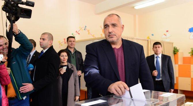 Борисов събира министрите