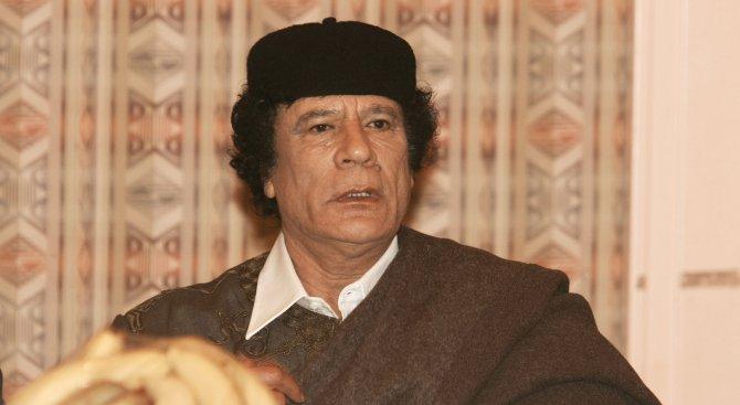 Децата в Бенгази били заразени със СПИН от близки на Муамар Кадафи