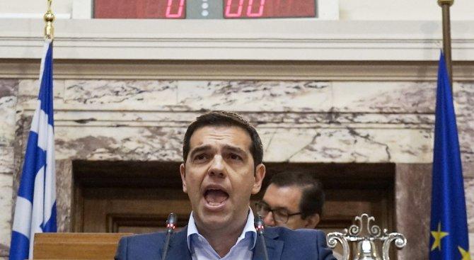 Гръцкият премиер Алексис Ципрас пренареди кабинета