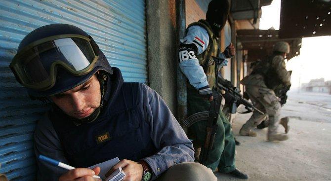 ЮНЕСКО: На всеки четири дни и половина загива журналист