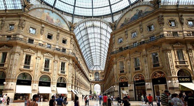 Над 1000 италианци в Милано организираха парти за посрещането на мигранти