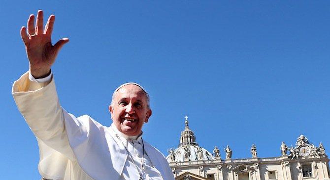 Папа Франциск: Не може да се интегрират всички бежанци!