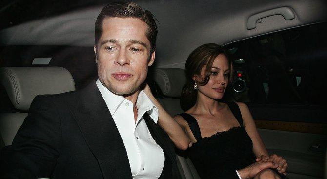 Анджелина Джоли и Брад Пит постигнали споразумение за попечителство на децата им