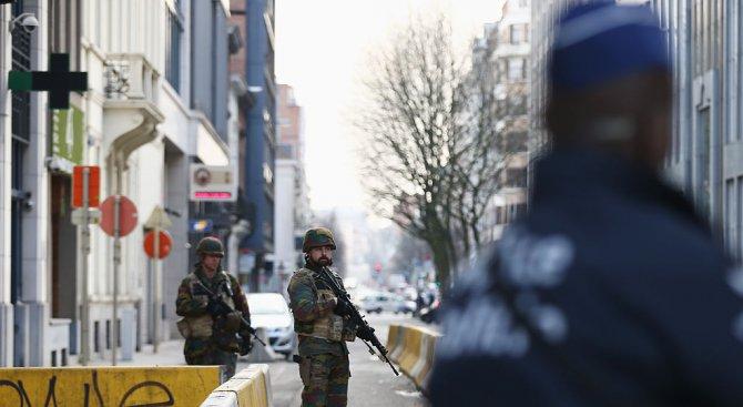 Белгийските власти замразиха имуществото и банковите сметки на 15 терористи
