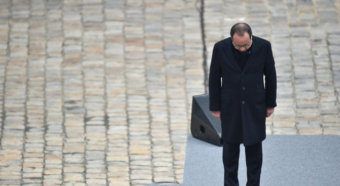 Книга сваля Франсоа Оланд от власт?