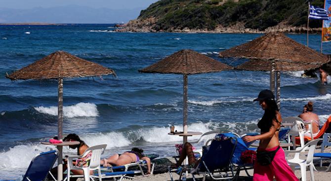 Процъфтява туристическият сектор в Гърция