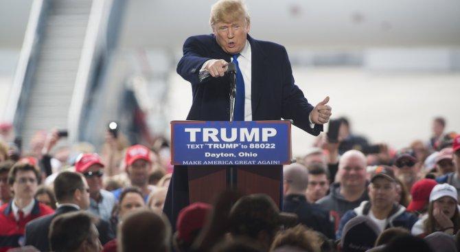 Водеща в американска ТВ: Доналд Тръмп се опита да ме подкупи