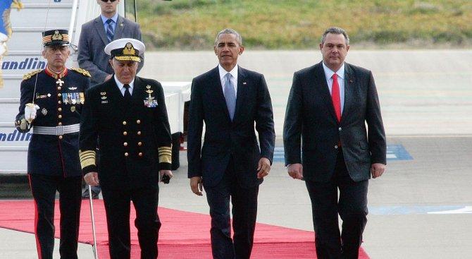 Барак Обама: Надявам се Доналд Тръмп да продължи сътрудничеството с НАТО (видео)