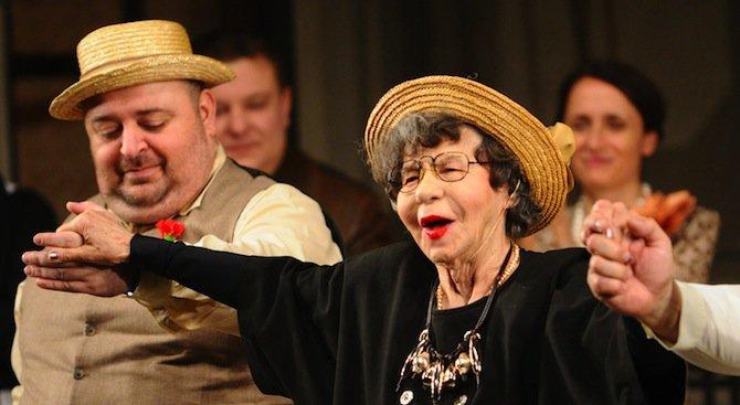 """Българският културен институт в Лондон предложи Стоянка Мутафова за рекордите на """"Гинес"""""""