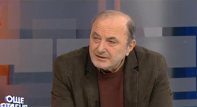 Д-р Михайлов: Либералният покрив е отвян, политическият модел се променя драматично