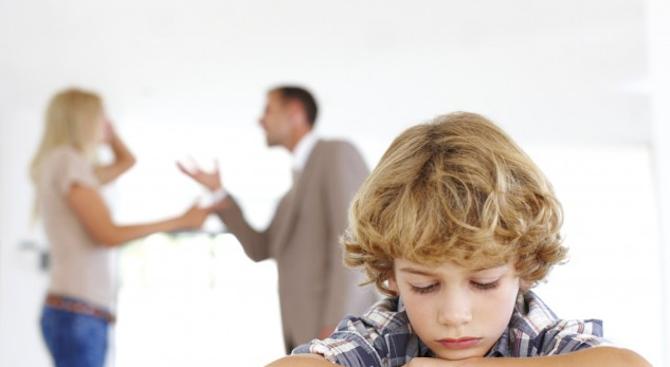 Децата и разводът