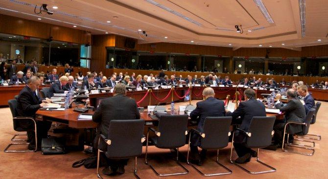 ЕС обмисля как да помогне за прекратяване на огъня в Сирия