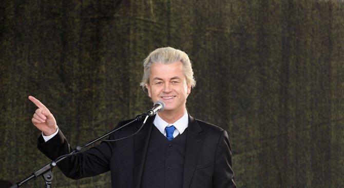 Холандска партия: Ако спечелим вота за парламент, ще проведем референдум за членството ни в ЕС