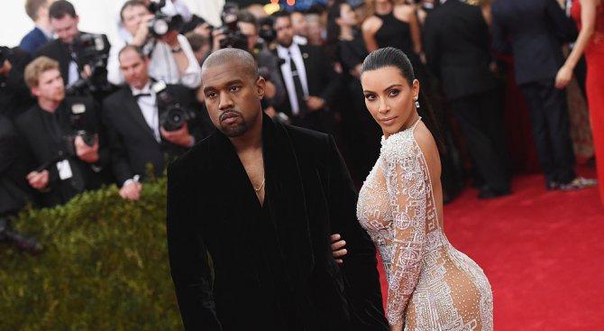 Ким Кардашиян и Кание Уест пред развод!