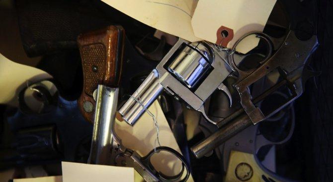Огнестрелно оръжие и боеприпаси са иззети при полицейска операция в Кърджалийско