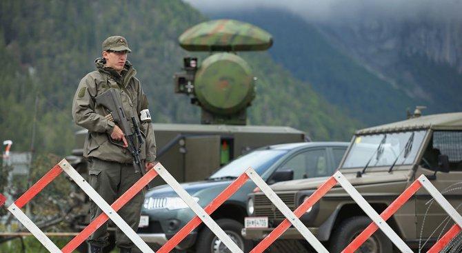 Виена скочи на Брюксел заради армията на ЕС