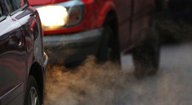 Голямо замърсяване на въздуха в Скопие
