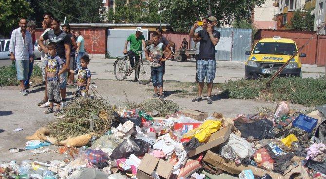 Гърмен пак на бунт срещу ромските катуни