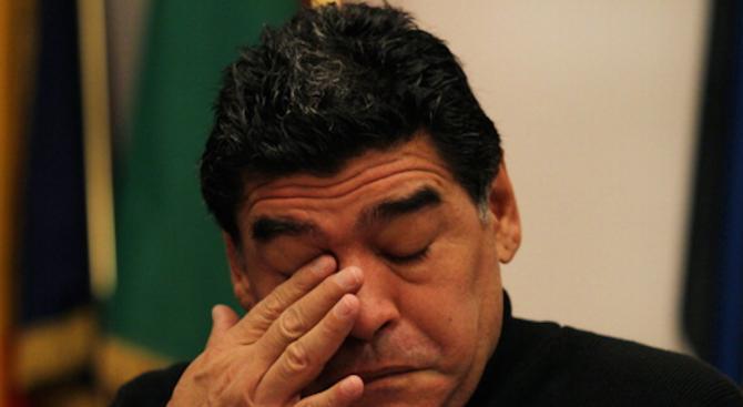 Марадона: Фидел бе най-големият
