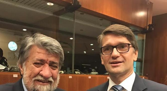 Рашидов:  Светът трябва да се отвори към културата на България