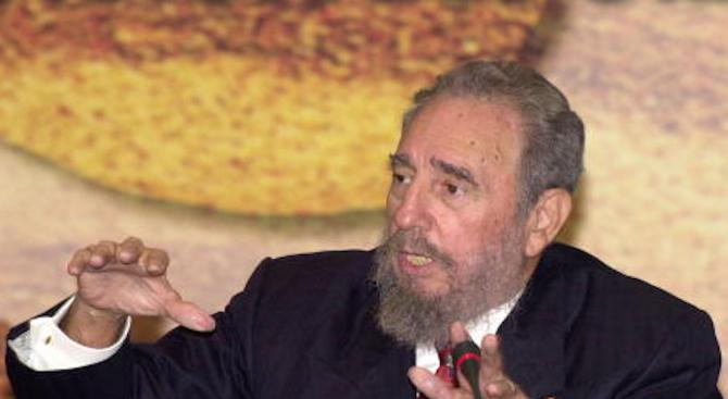 """Си Цзинпин: """"Фидел Кастро ще живее вечно"""""""