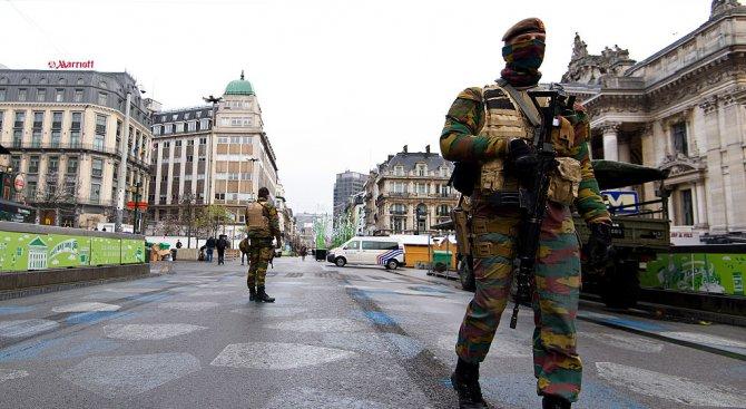 Терористи удрят Коледния пазар в Брюксел?