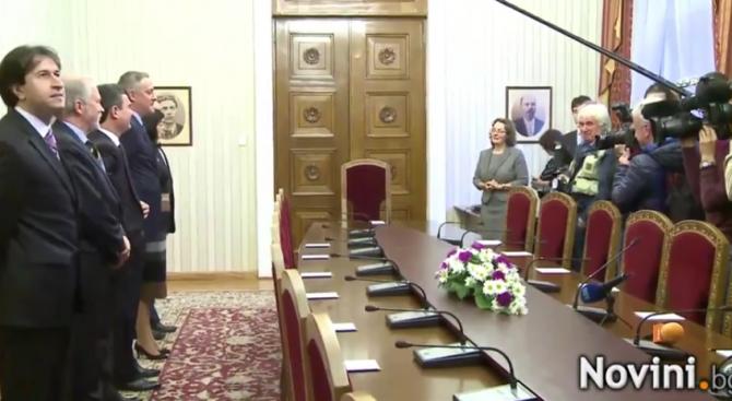 Радан Кънев се отцепи от Реформаторите. Две консултации с Плевнелиев ще има (обновена)