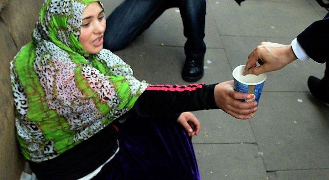Дания депортира просякиня