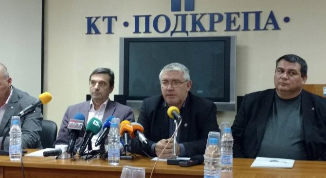 Синдикатът в МВР поиска увеличаване на бюджета с 20% (видео)