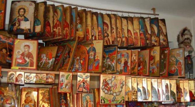 Изложба с ценни икони в Асеновград