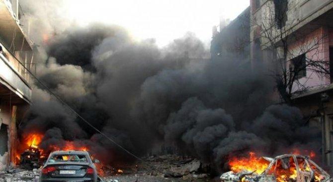Общото събрание на ООН поиска незабавно прекратяване на боевете в Сирия