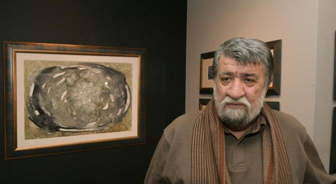Вежди Рашидов показа най-новите си акварели (галерия)