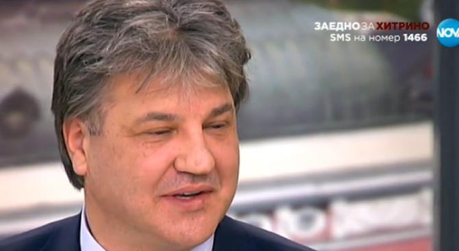 Димитър Узунов за скандала със СРС