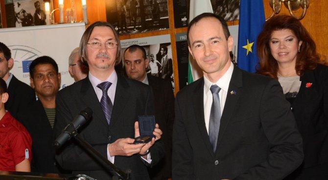 Наш евродепутат стана Човек на годината в Украйна