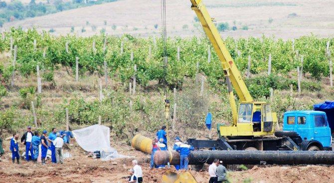 Няма проблем с транзита на газ за България, увери Украйна