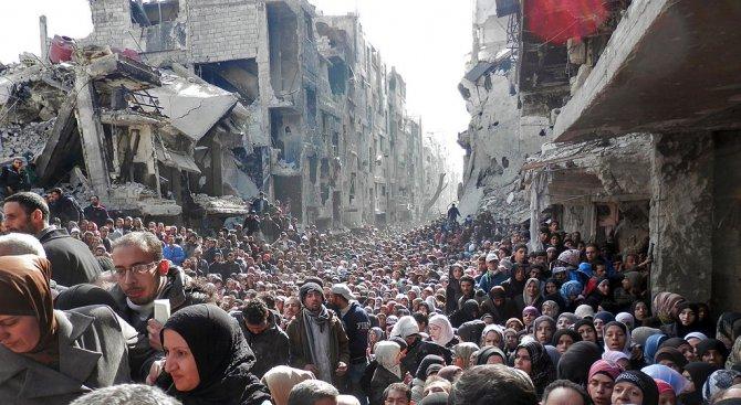 OOН праща наблюдатели за евакуацията в Алепо
