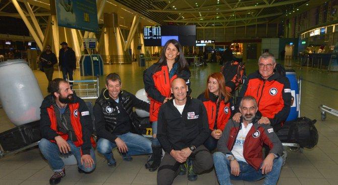Втората група български полярници заседна в Пунта Аренас