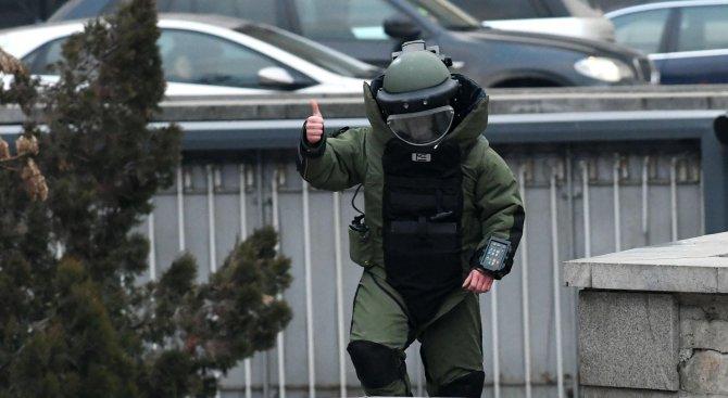 Бомбени заплахи временно затвориха две дискотеки в Монтана