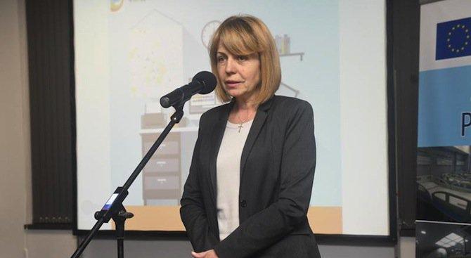 Фандъкова: София е единственият град, който успя да излезе от икономическата криза