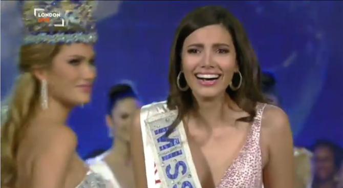 Мис Пуерто Рико стана Мис Свят в САЩ (видео)